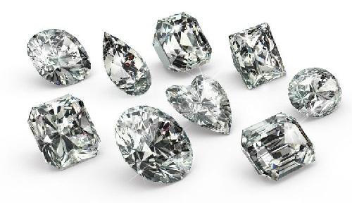 women jewelry - diamond studs